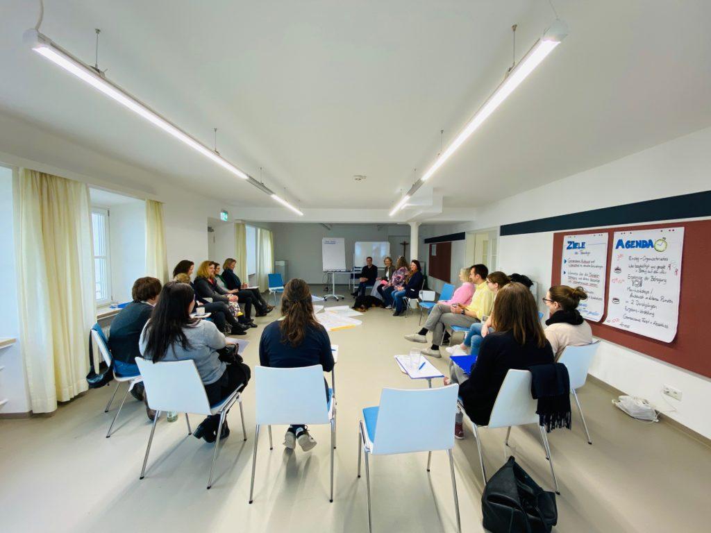 Seminarraum Akademie Frauenchiemsee